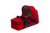 Mountain Buggy Duo Carrycot ( chilli )
