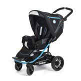 Emmaljunga SCOOTER S PP Black/Blue