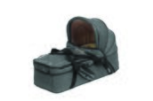 Mountain Buggy Duo Carrycot ( flint )