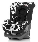 Britax First Class plus Cowmooflage Highline