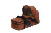 Mountain Buggy Duo Carrycot ( chocolatе )