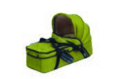 Mountain Buggy Duo Carrycot ( moss )