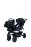 Адаптер для автокресел Maxi-Cosi для Mountain Buggy Duo/Duet